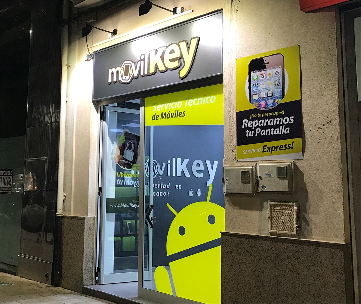 MovilKey Gandia